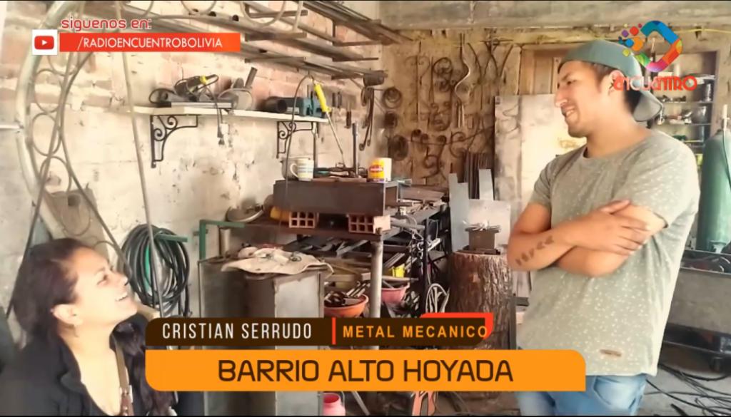 Cristian Serrudo