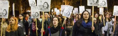 Luchas feministas