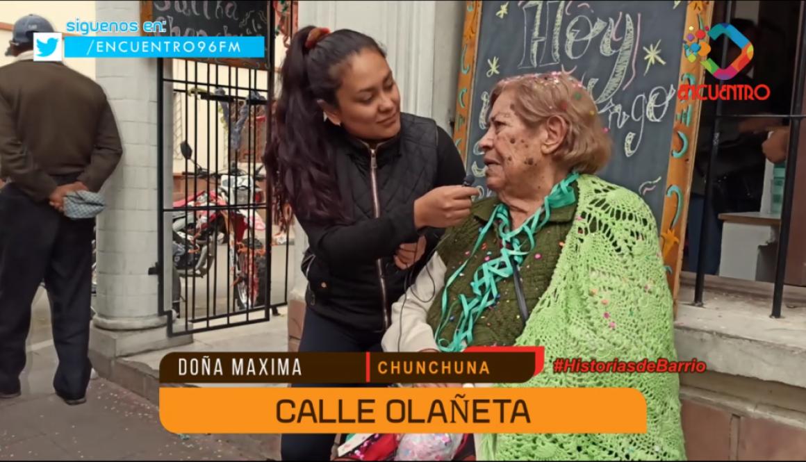 Doña Maxima Chunchuna