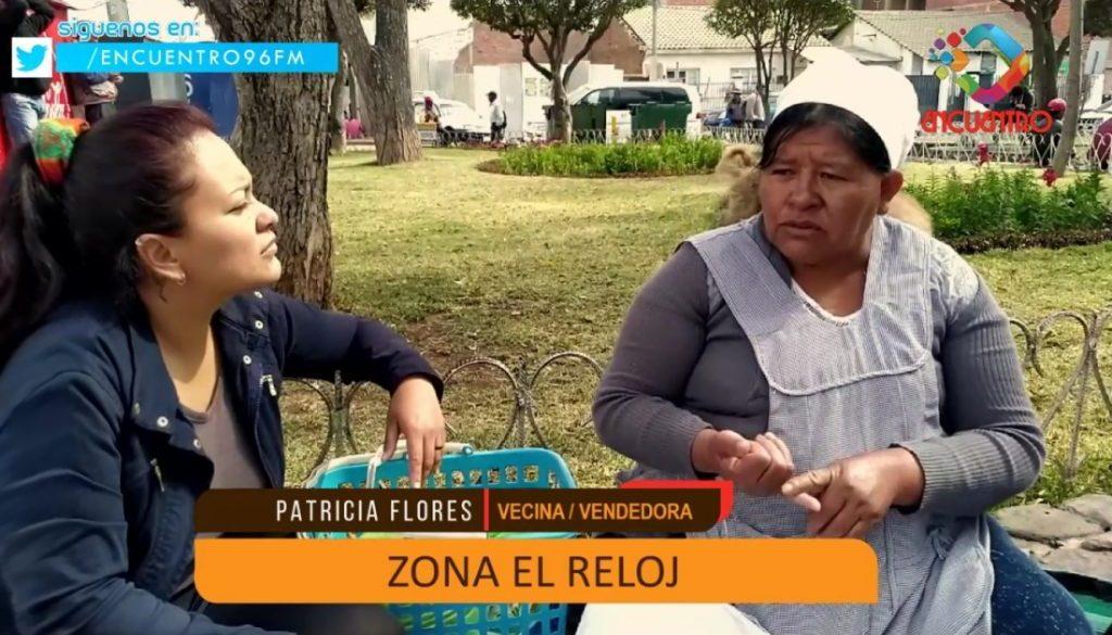 Patricia Flores