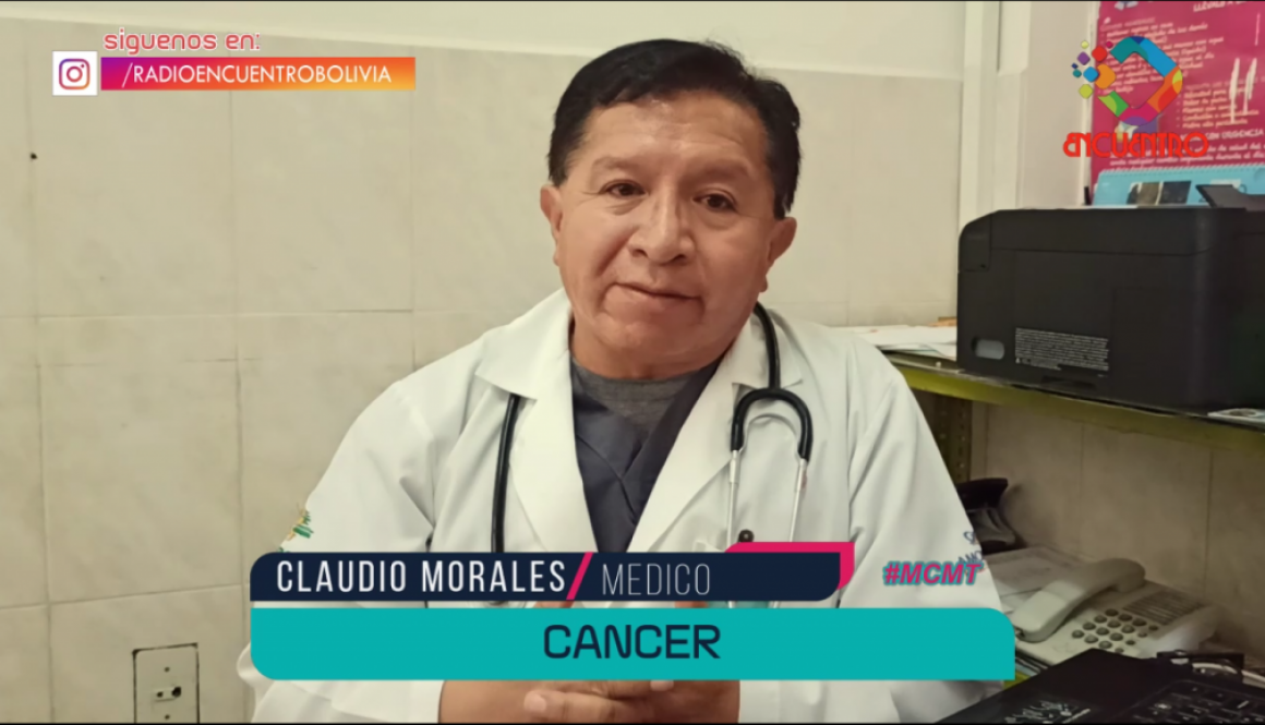 Claudio Morales