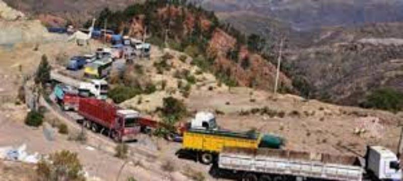 TRANSPORTE SE REUNIRÁ HOY CON EL GOBIERNO PARA HABLAR SOBRE AFECTACIÓN POR TREN ARICA – LA PAZ